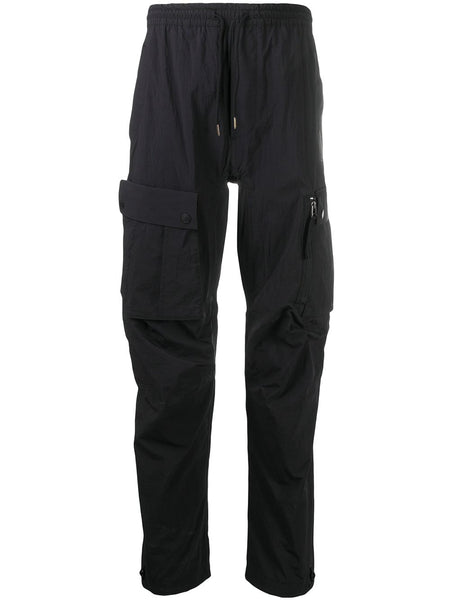 Two-Pocket Track Trousers