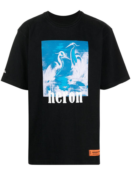 Litho Graphic-Print T-Shirt