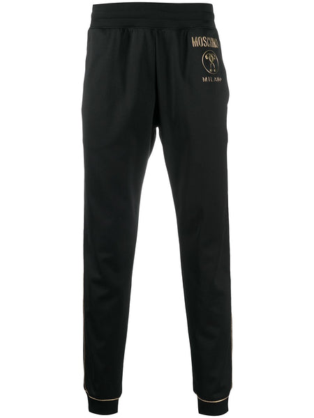 Logo Plaque Track Pants