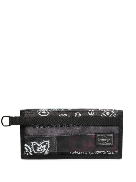Porter Bandana Long Wallet