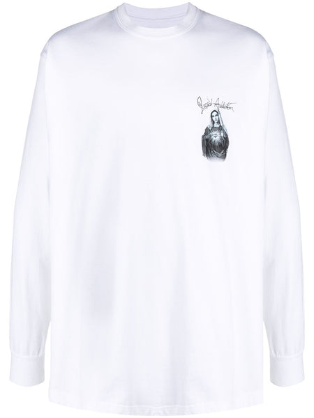 Addict Logo-Print Jumper