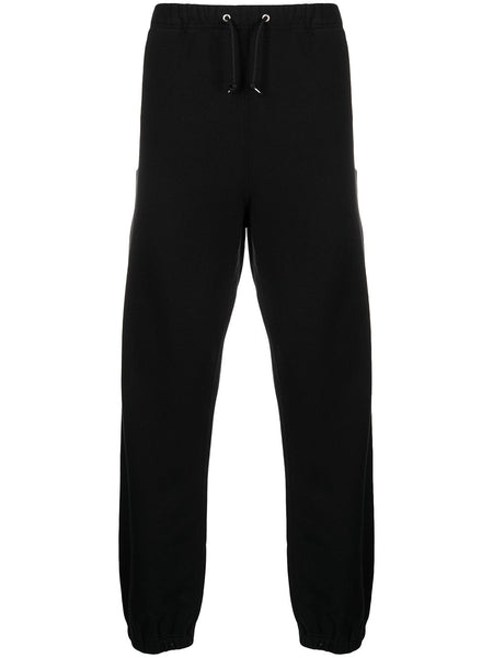 Wide-Leg Trackpants