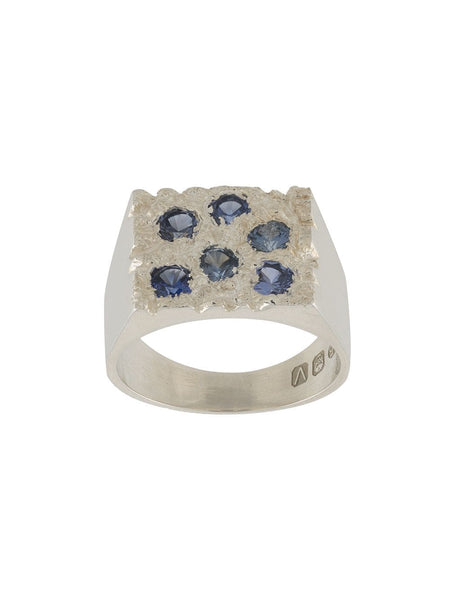 Crystal Embellished Ring