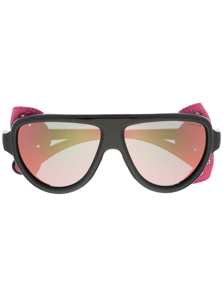 Detachable Eye Shield Sunglasses