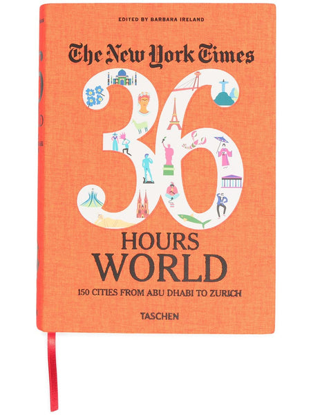 The New York Times 36 Hours: World
