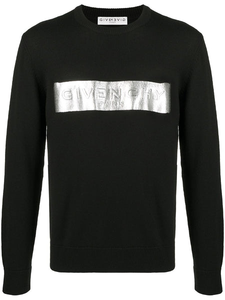 Logo-Patch Jumper