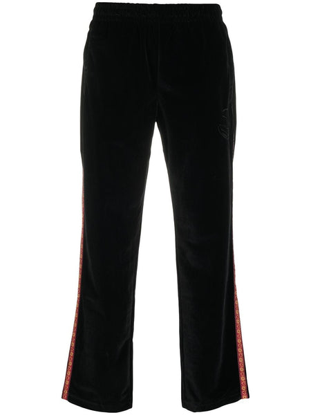 Heart & Mind Velvet Track Pants
