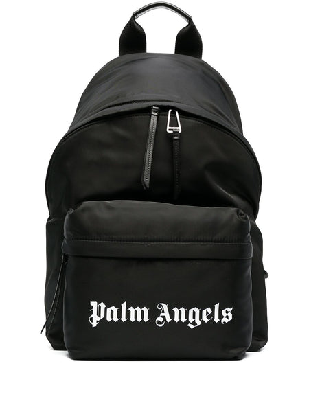 Small Logo Print Backpack