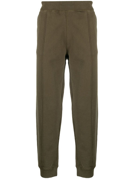 Strapped Cotton Track Trousers