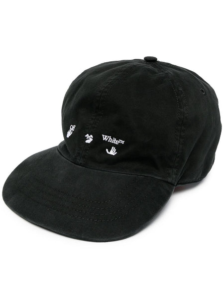 Embroidered-Logo Cap