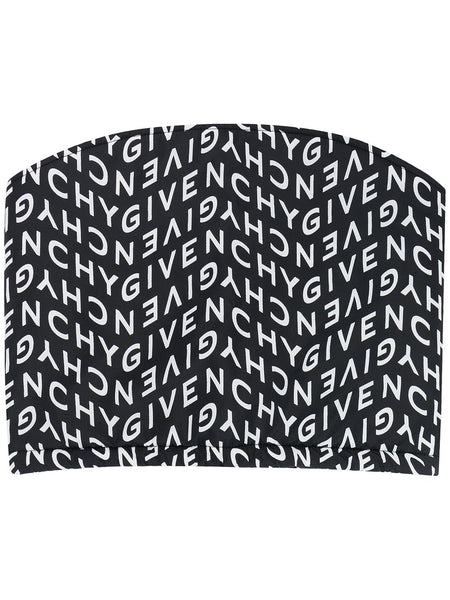Logo-Print Neck Warmer