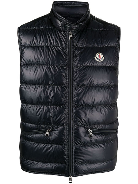 Gui Quilted Padded Gilet