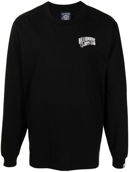 Logo-Print Long-Sleeve Sweatshirt