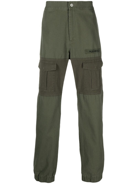Flap-Pocket Trousers