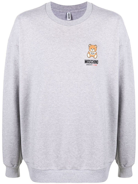Bear-Motif Sweatshirt