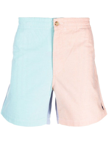 Contrast Pocket Shorts