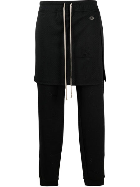 Drawstring Tracksuit Bottoms