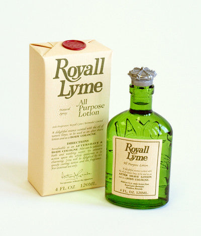 Royall Lyme Natural Spray 4 oz. - The Business Fashion - 2