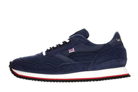 Walsh Ensign Sneakers Marine