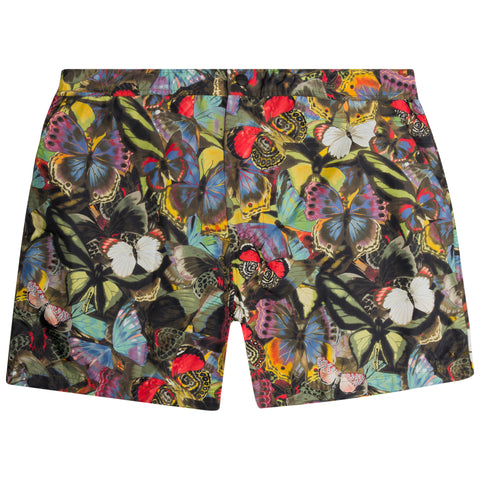 Valentino Swimming Shorts Butterfly Camo