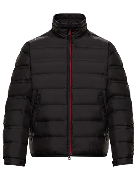 2 Moncler 1952 Black Down Jacket
