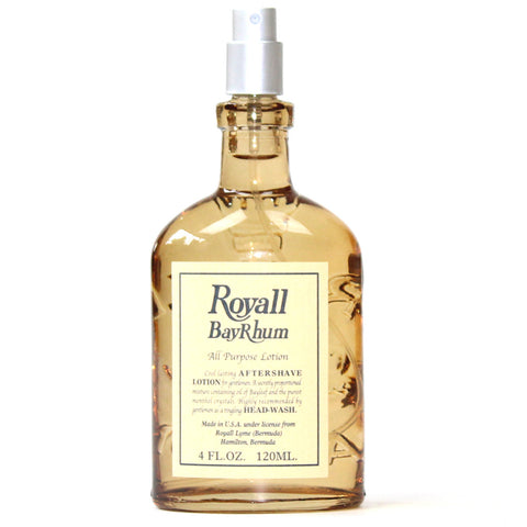 Royall Bay Rhum Natural Spray 4 oz. - The Business Fashion - 1