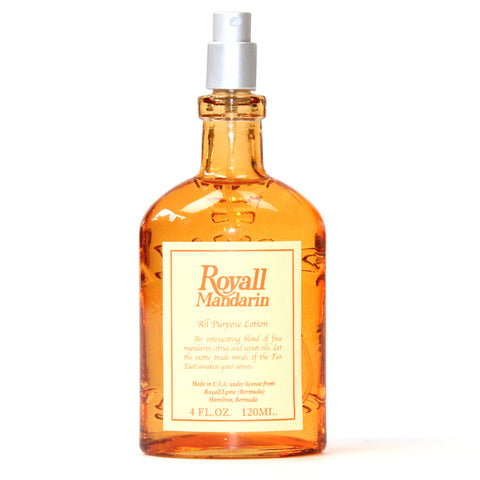 Royall Mandarin Natural Spray 4 oz. - The Business Fashion - 1