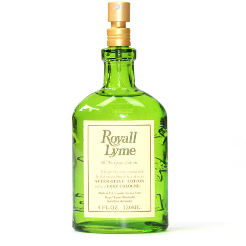 Royall Lyme Natural Spray 4 oz. - The Business Fashion - 1