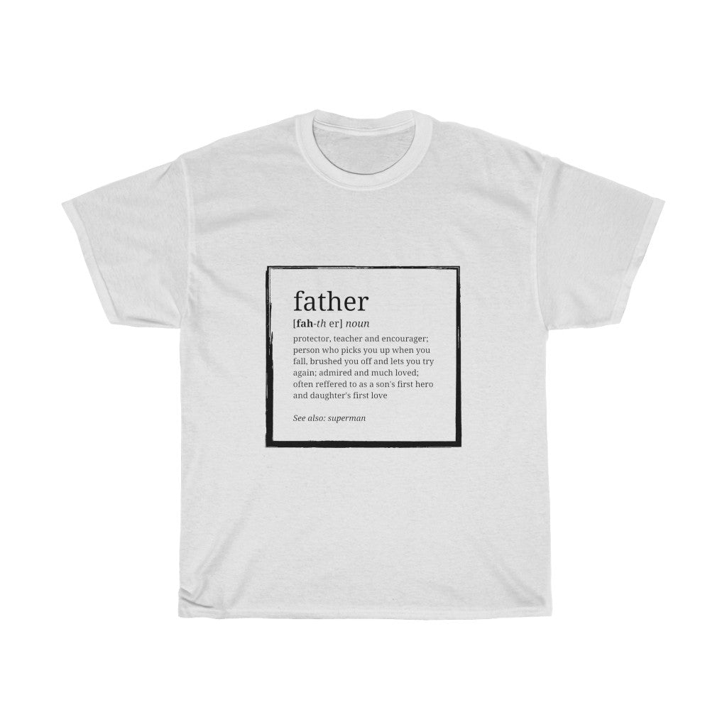 Father Definition Tshirt