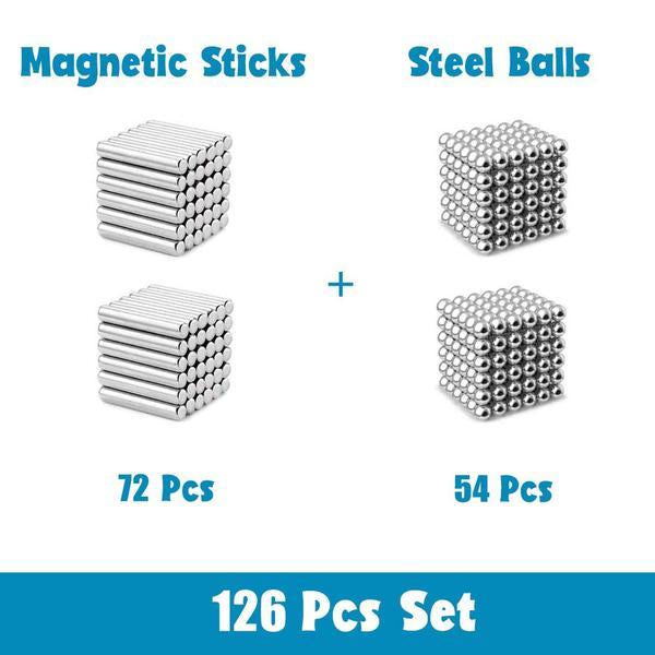 Magical Sticks and Balls Toy