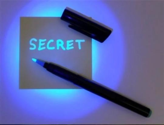 Secret Message Pen