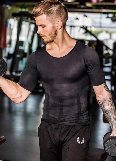 (50% OFF - TODAY ONLY) Men's Compression T-Shirt