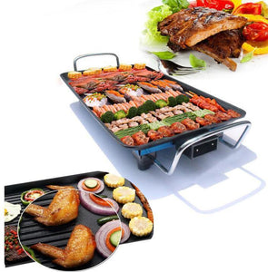 Non Stick Electric Grill Pan