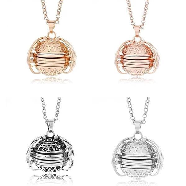 Today Only Shop & Save 50% - Multi-layer Photo Creative Necklace