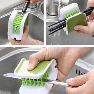 Cleaning Brush for Kitchen Tools