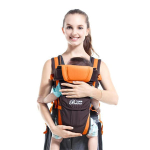 4 in 1 Front Facing Baby Carrier