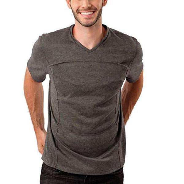 Multi-functional Clothes Parent-child Kangaroo Pocket T-shirt