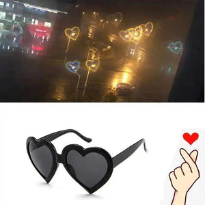 Shaped Romantic Confession Glasses
