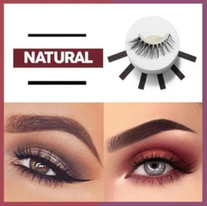 (50% OFF - TODAY ONLY!) Reusable Self-Adhesive Eyelashes