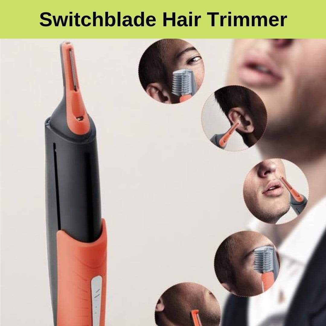 (50% OFF - Limited Time Sale) SWITCHBLADE HAIR TRIMMER