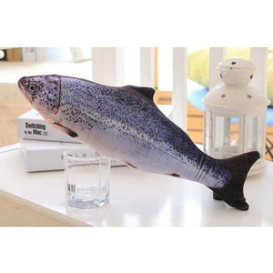 Plush Fish - Cat Toy Pet