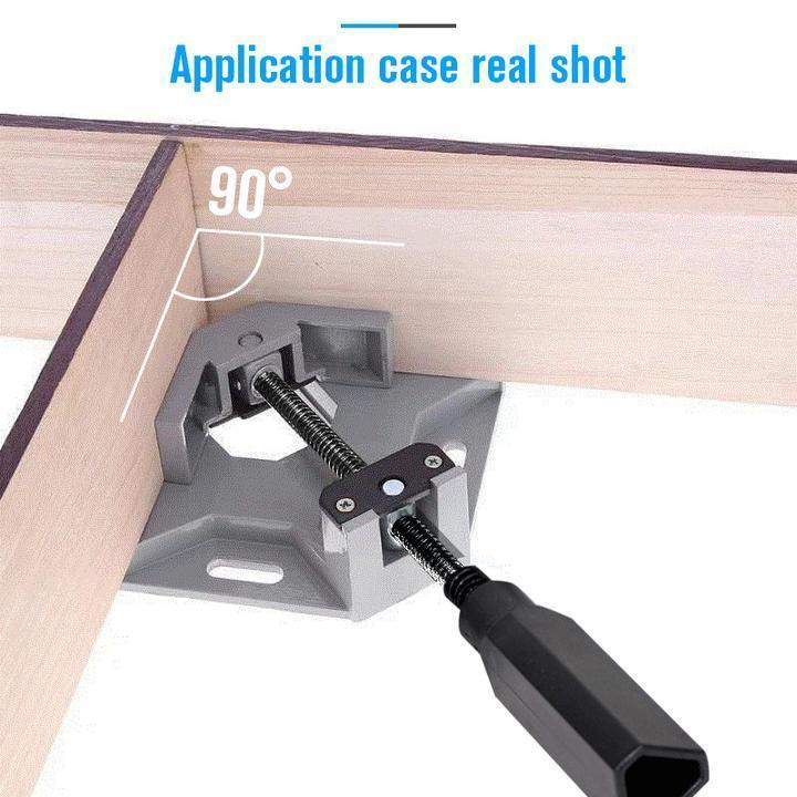 Woodworking Clamp Tool Triangle 90 Degree Fixture