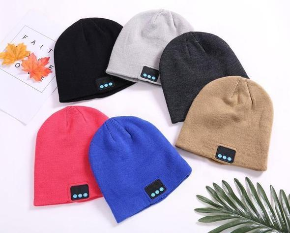 Hands-free Wireless Bluetooth Music Beanie