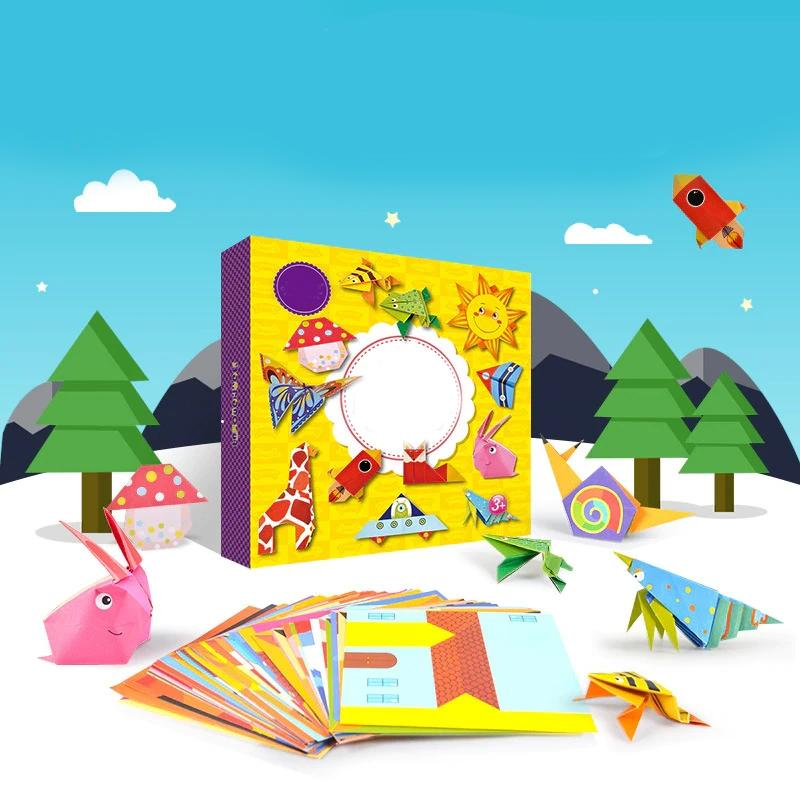 Dover Fun Kit: Origami Fun Kit for Beginners (Other) - Walmart.com ... | 800x800
