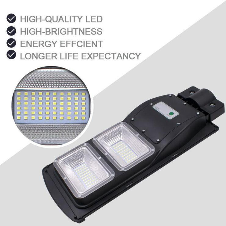 120LED Solar Street Light