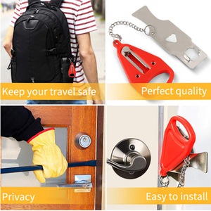 Portable Door Lock Security Lock
