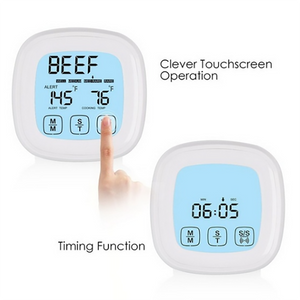 Food Cooking BBQ Thermometer