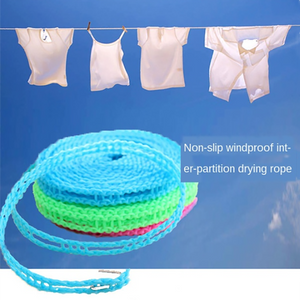Clotheslines Hanging Rope Drying Clothes