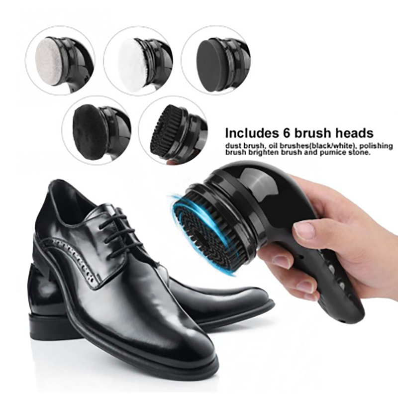 Handheld Automatic Electric Shoe Brush