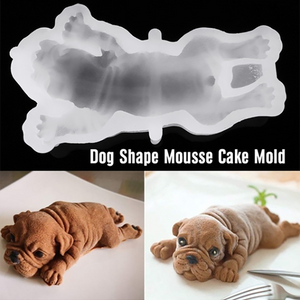 3D Creative Ice Cream Mold Mousse Cake Baking Utensils